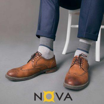جوراب مردانه ساقدار نووا