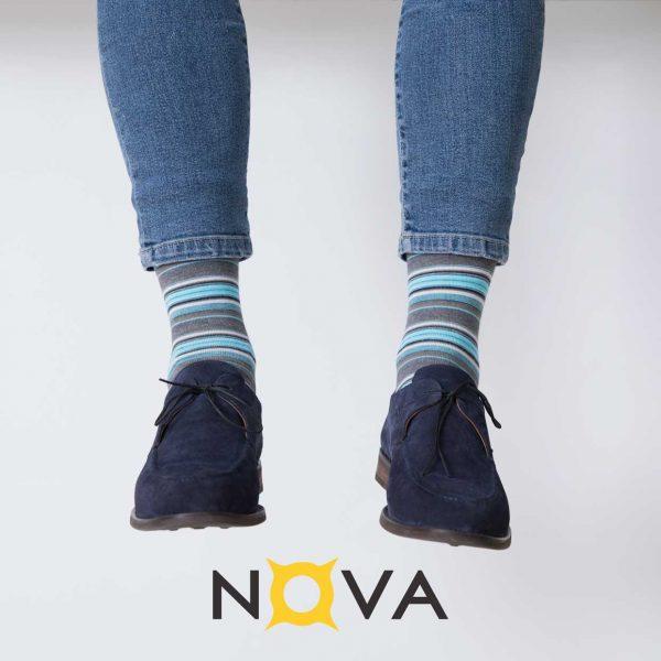 نووا جوراب مردانه نازک