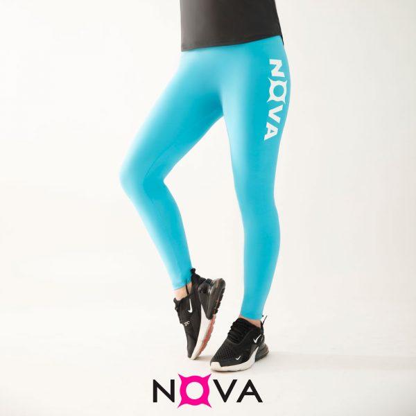 لگینگ ورزشی زنانه رنگ آبی